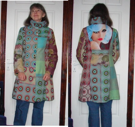Coat from Desigual