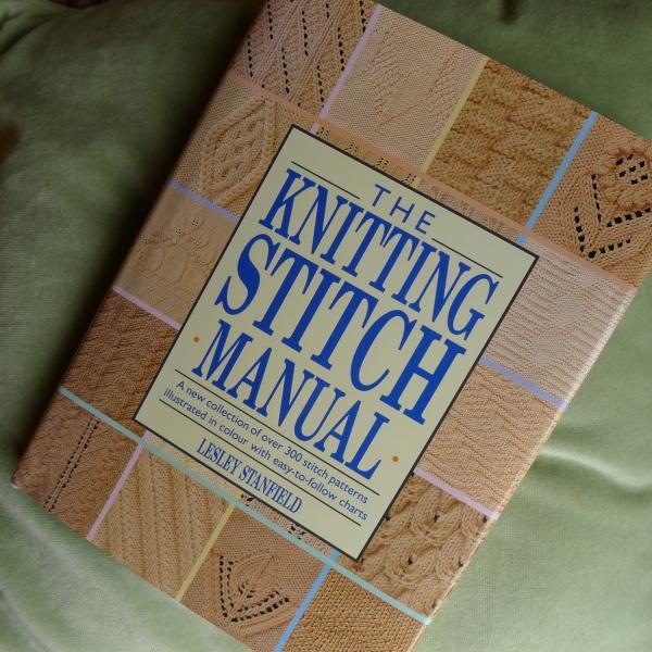 knitting stitch manual