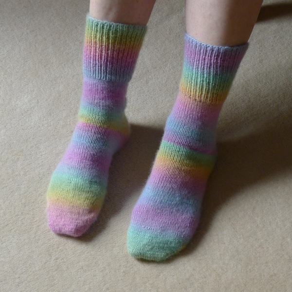 older socks