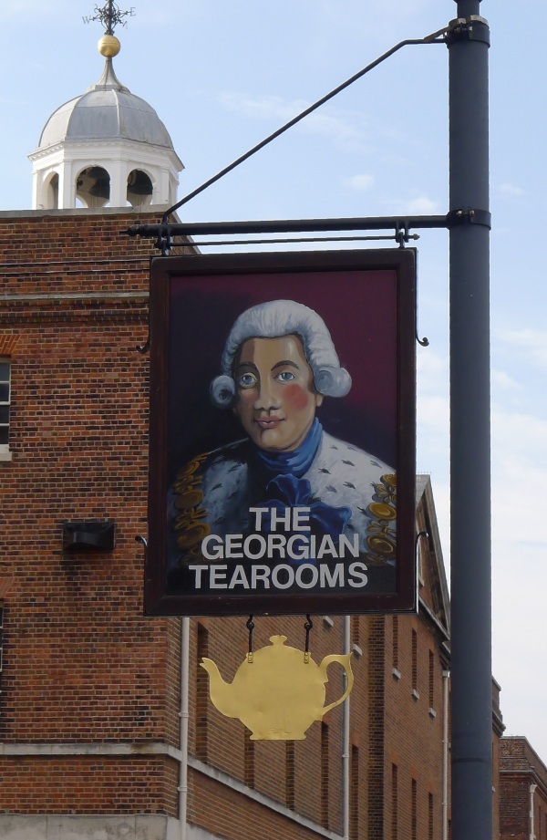 Tearooms