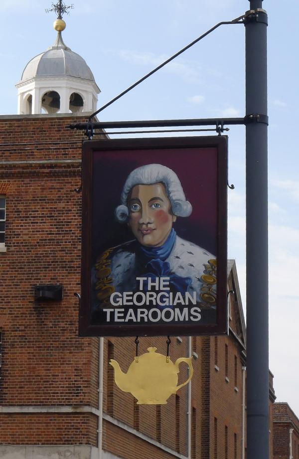 Tearooms