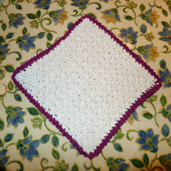 Original dishcloth