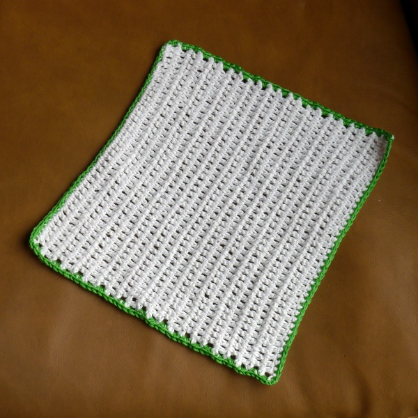 Dishcloth made for son-in-law