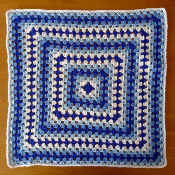 A Quickie Blanket