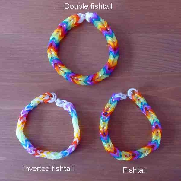 First three band bracelets