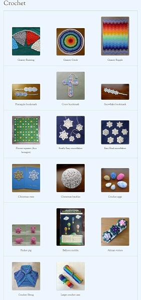 Crochet Pattern pictures