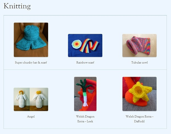 Knitting Pattern pictures