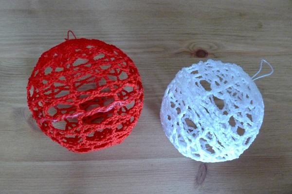 Comparison of baubles