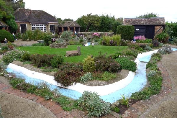 'Isle of Wight' garden