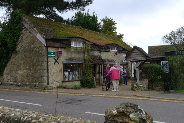 Old Smithy gift shop