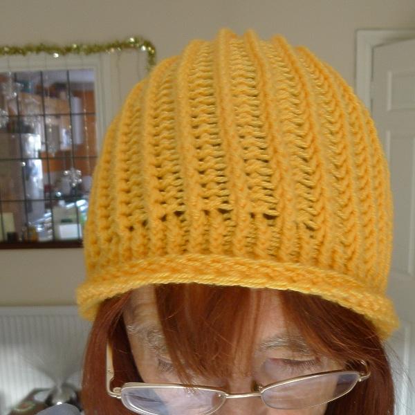 Original way with hat