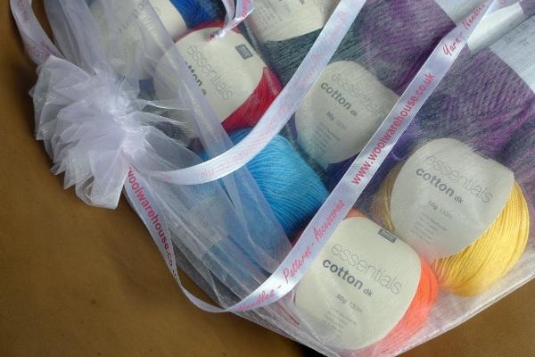 Woolwarehouse packaging