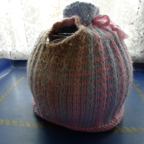 Old tea cosy