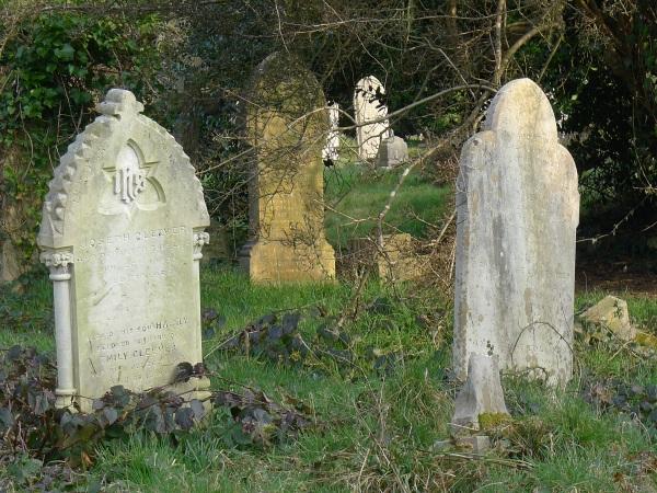 Grave stones 1