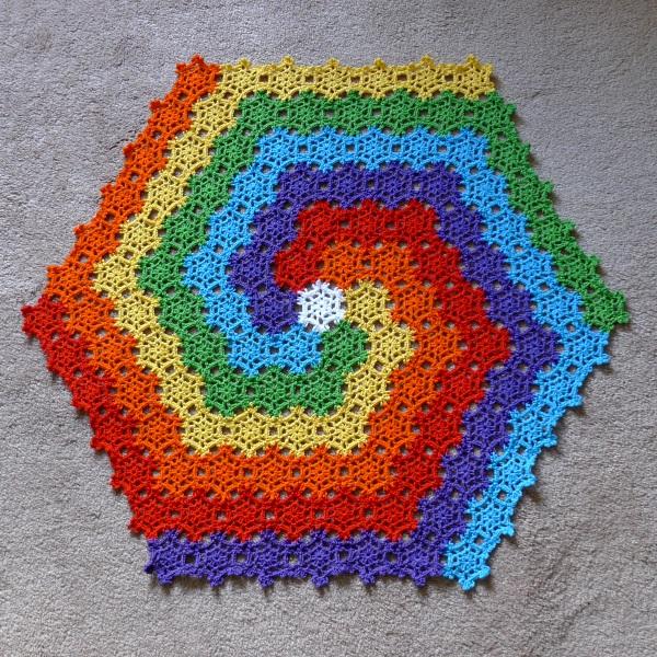 Spirals completed
