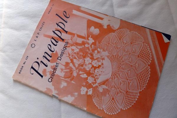 Best Pineapple crochet book
