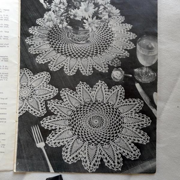 """Modern crochet""- basic patterns"
