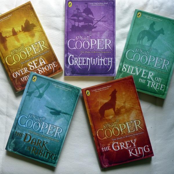 Susan Cooper books