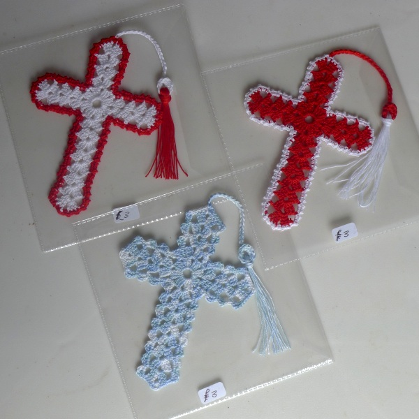 More cross bookmarks