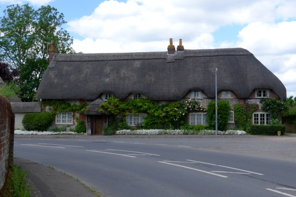 Thatched cottage