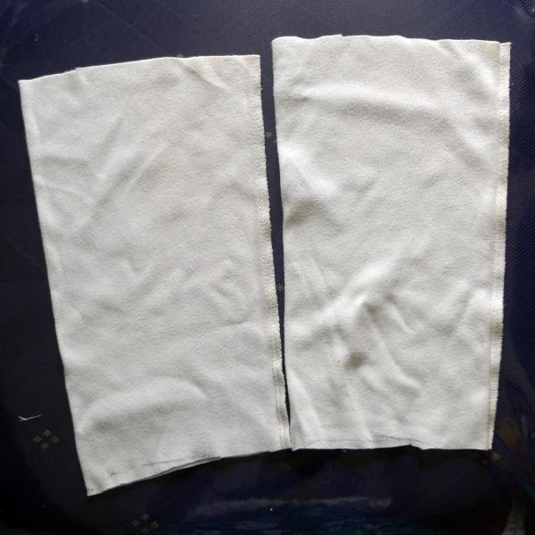 Material cut
