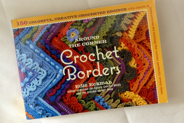 Crochet edgings book