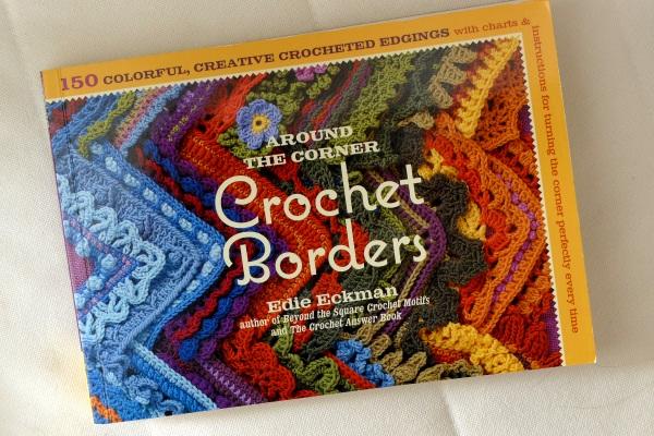 Crochet edgings book