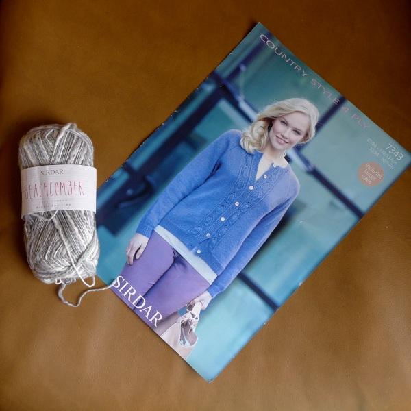 Pattern and yarn
