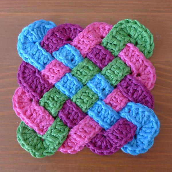The Mathematics of a Granny Circle (inc pattern) – Rainbow Junkie