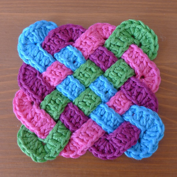 Celtic Coasters & pattern