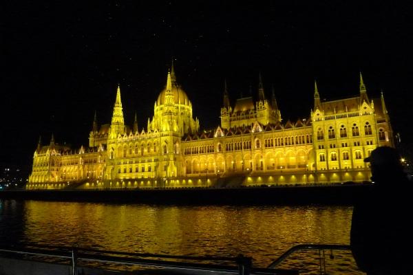Parliment building front