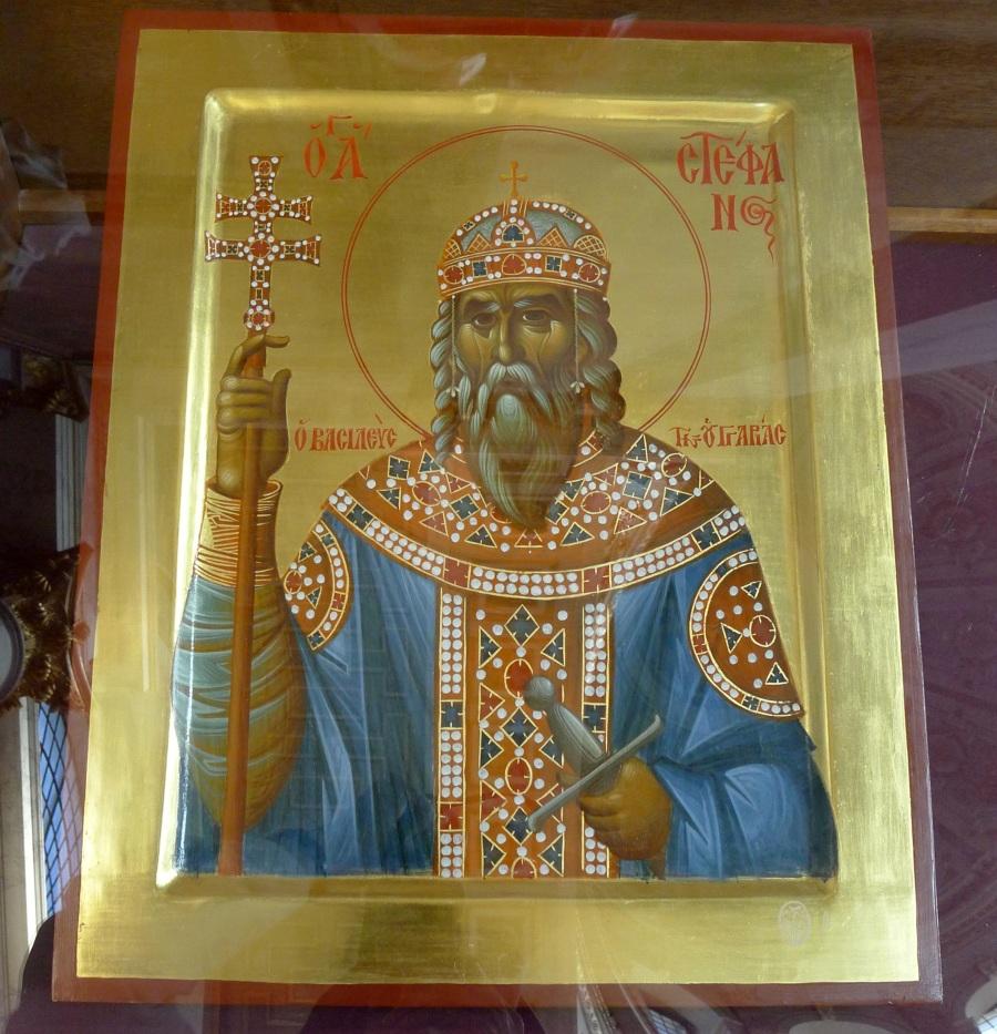 St Stephen icon