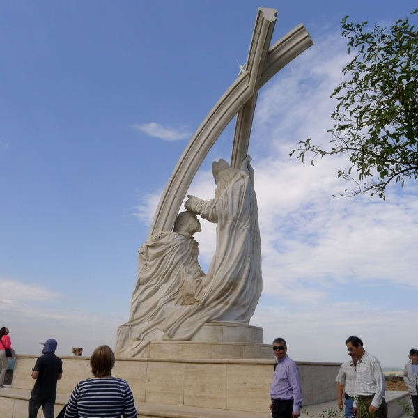 St Stephen coronation statue