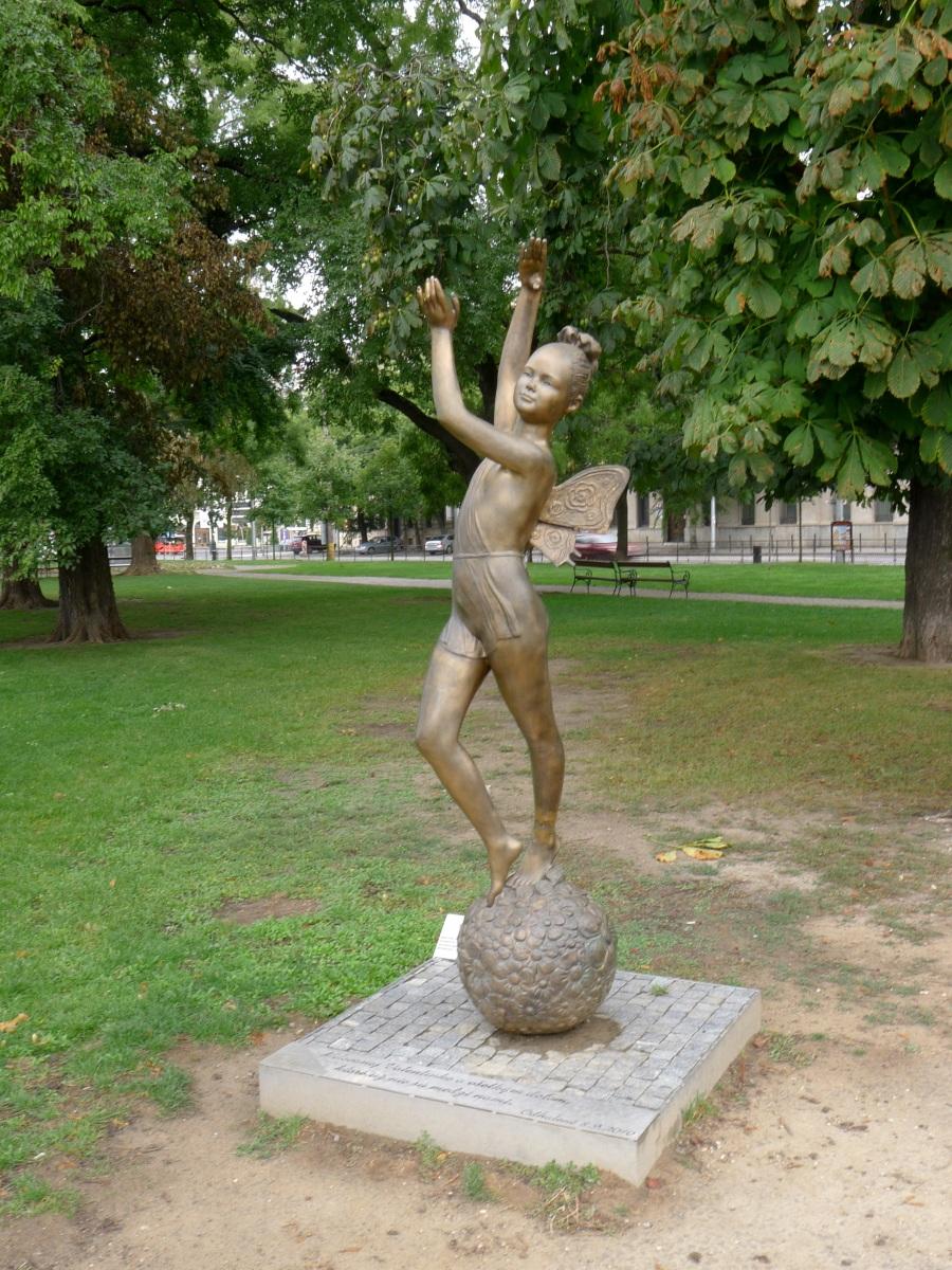 Fairy statue
