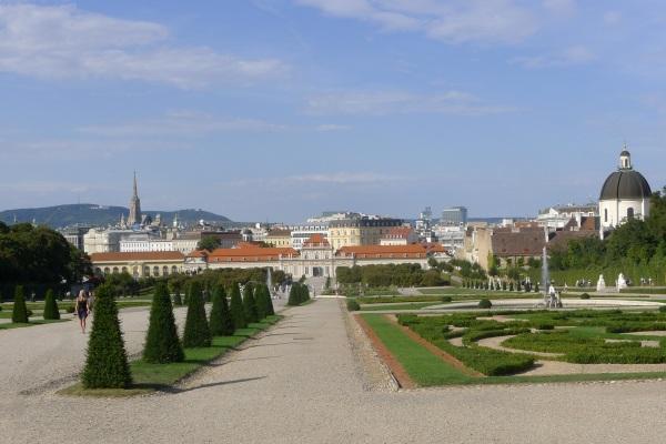 Upper Belvedere
