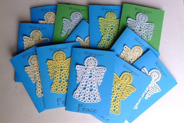 Twelve cards