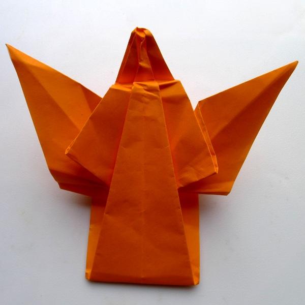 Orange angel
