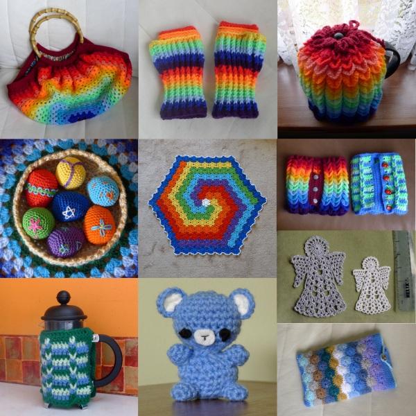 Crochet part 1