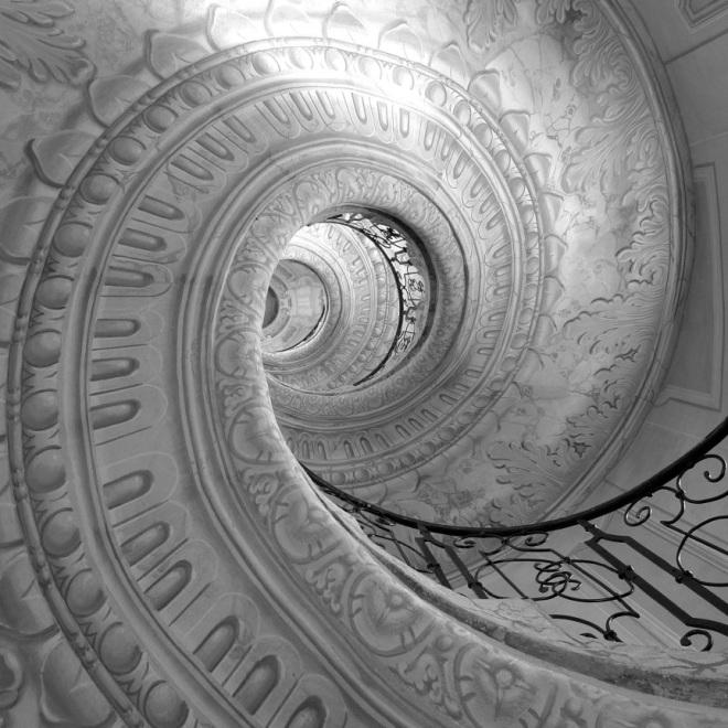 Rainbow Junkie - (2-28) spiralstaircase