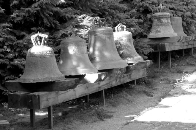 Rainbow Junkie - (2-35) old bells