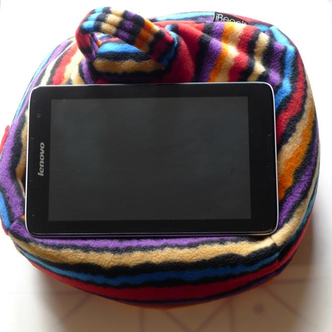Tablet stand landscape orientation