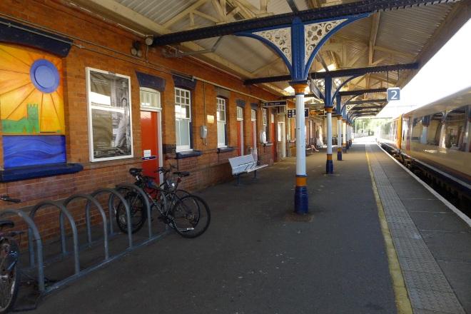 Christchurch station