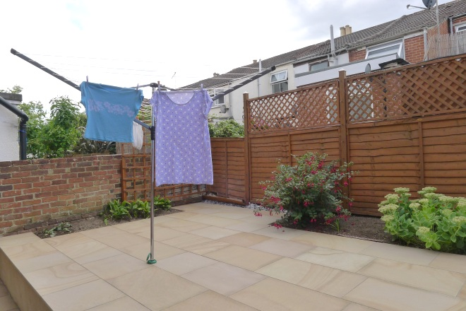Final garden rotary clothes dryer