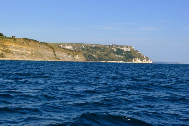 Cretaceous coast