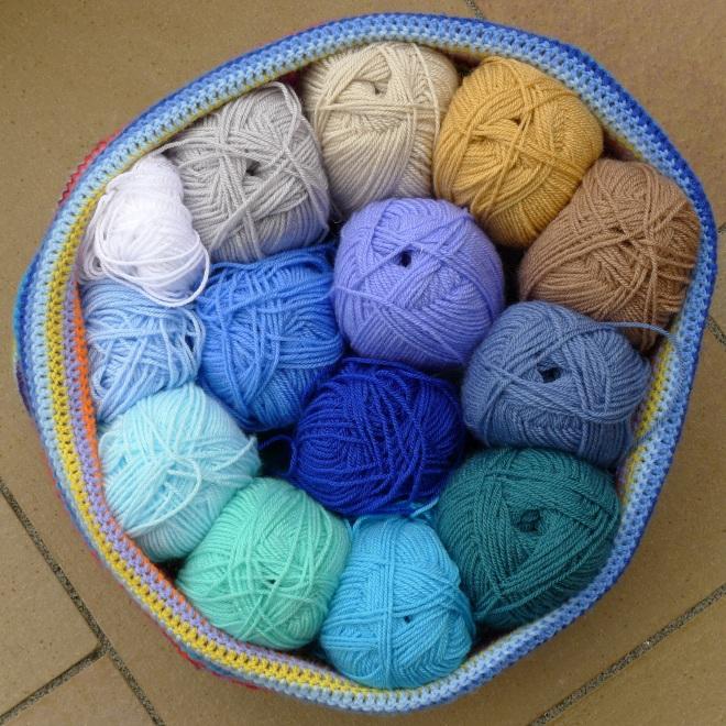 yarn for blanket