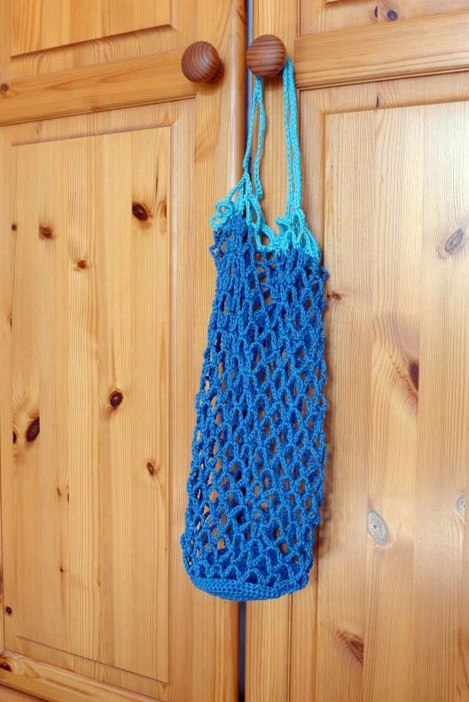 Bag hanging up