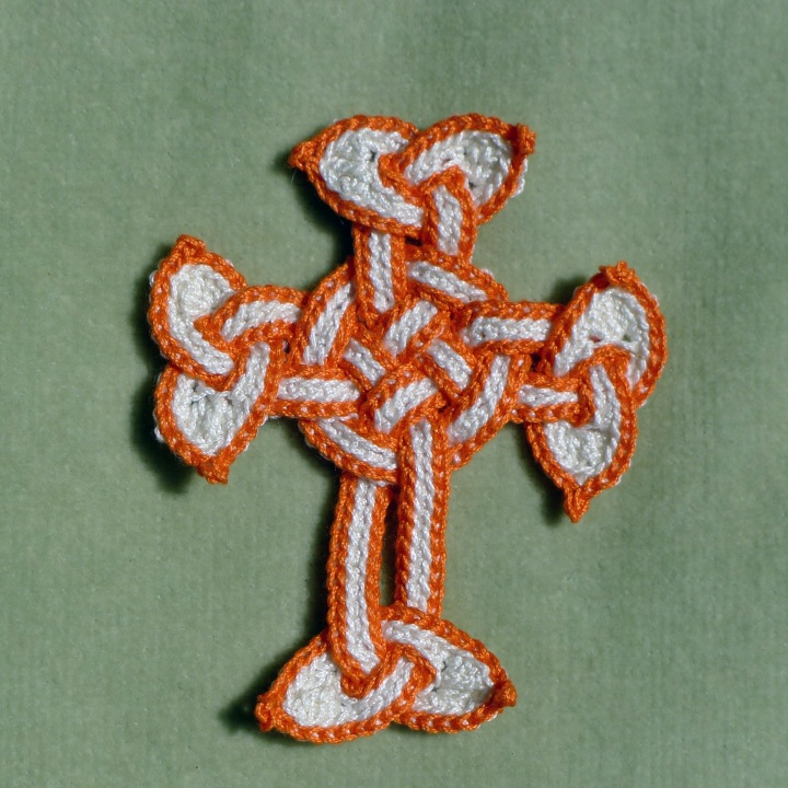 New Celtic cross first attempt