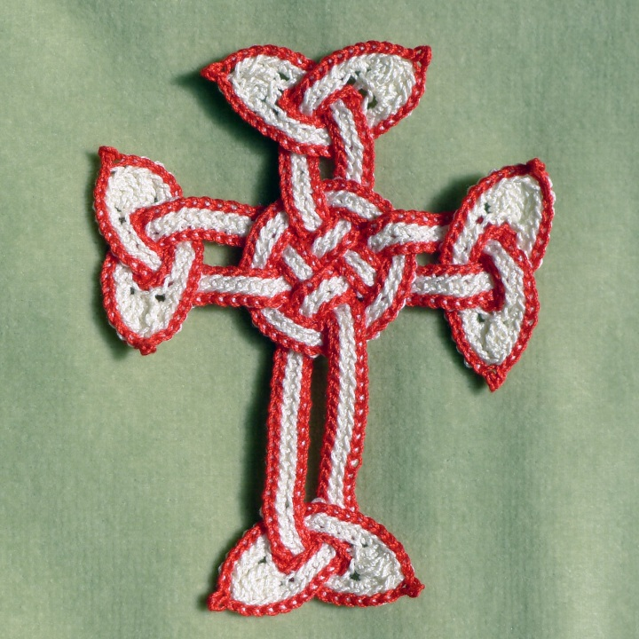New Celtic cross second attempt