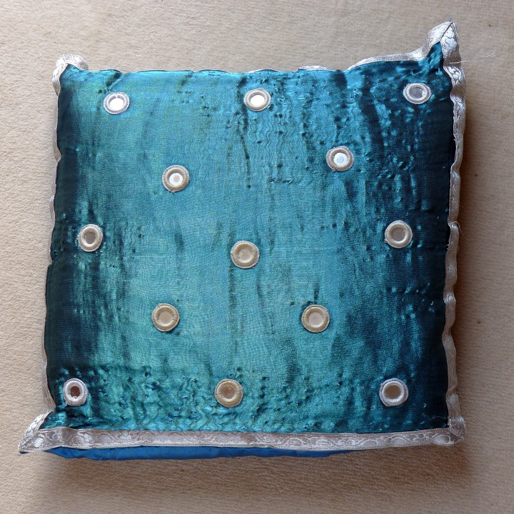 Old cushion cover