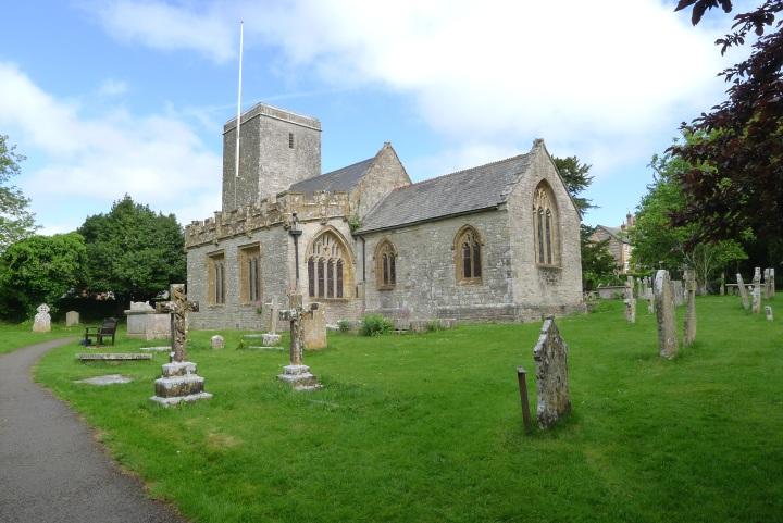 Stinstead church
